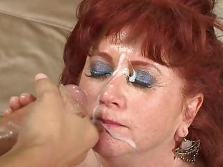 Free HD Granny Tube Redhead