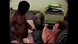 Granny Enjoys Younger Black..