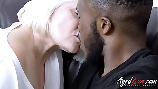 AgedLovE Huge Black Dick and..