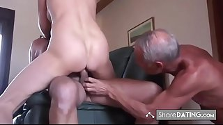 Amateur mature cuckold..