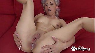 Slutty Granny Kathy White..