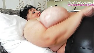 Granny Anika Q - Heavy BBW..