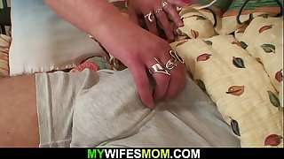 Mother-in-law taboo sex is..