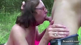 68yr old Granny Seduce to..
