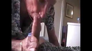 Grandmas Roommate Getting..