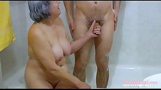OmaHoteL Hairy Grandma and..