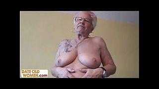 Kinky 79 year old grandma