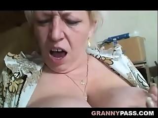 Busty Granny Share..