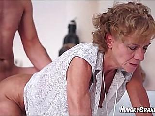 Sensual 72yo Hairy Granny..