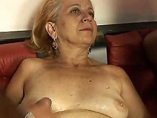 Brazillian Gangbang Granny