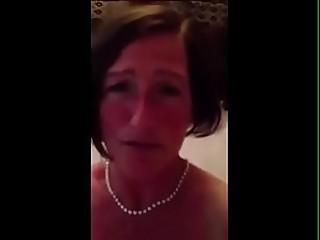 Masturbating british granny..