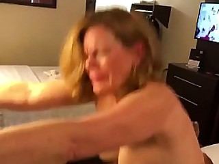 Mature wife takes bbc