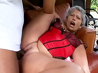 EVASIVE ANGLES Granny gets..