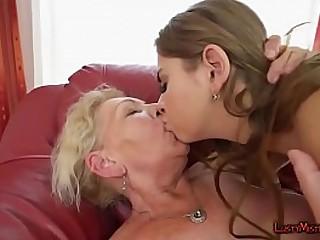 granny takes the lead,..