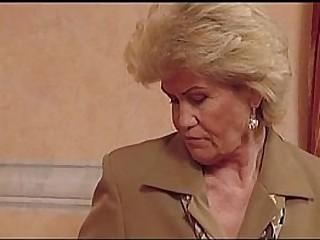 Granny Effie loves hard..