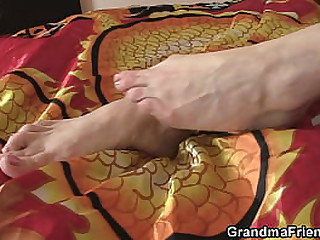 Fuck a granny with big cocks