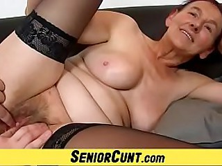 Gilf Linda and her old hairy..