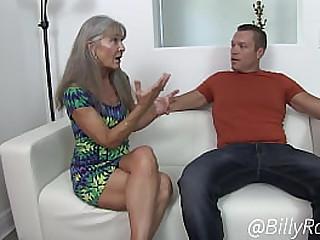 Horny Granny Has Sex With..