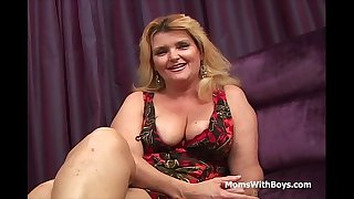 Busty Mom Wanting More Anal..