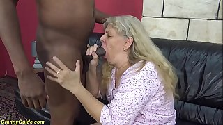 first time interracial fuck..