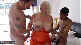 AgedLovE Famous Busty..