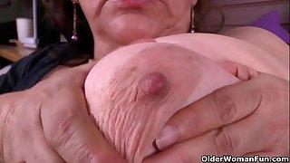 What is granny Maribel..