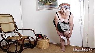 OmaHoteL Crazy Grandma..